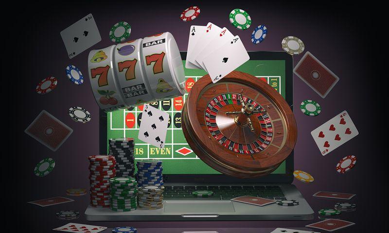 比特幣賭場